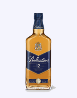 Ballentine's Finest Blended Scotch 12yr 750ml
