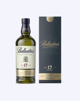 Ballentine's Finest Blended Scotch 17yr 750ml