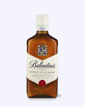 Ballentine's Finest Blended Scotch 1L