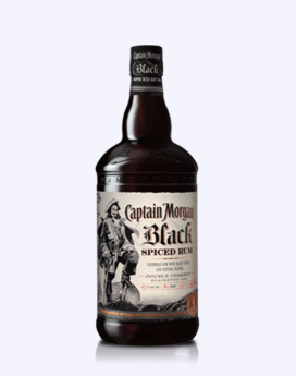 Captain Morgan Black 750ml