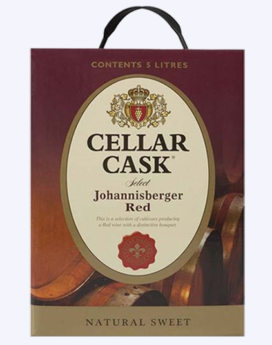 Cellar Cask Wine Red Cellar Cask Wine Red 5L