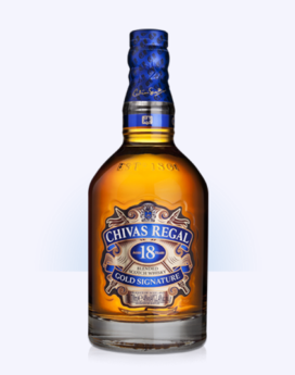 Chivas Regal Whiskey 18 year