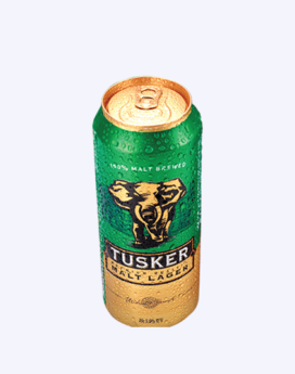 Tusker Malt Can 500ml