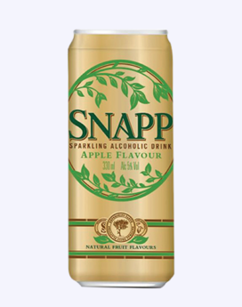 Snapp Can 330ml
