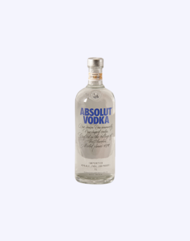 Absolut Blue Vodka 1L