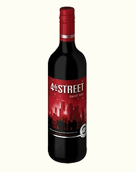 4th Street Sweet Red Wine -750ml