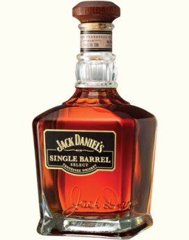 Jack Daniel's Single Barrel Select 750ml